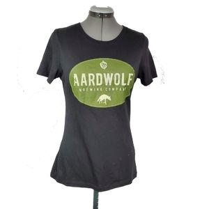 Short sleeve T-shirt Aardwolf Brewery Jacksonville